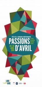 affiche Passions d'avril 2015